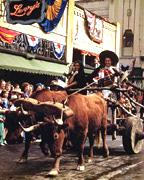 La Fiesta de los Vaqueros, 1940