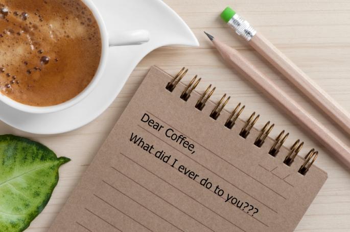 goodbye coffee