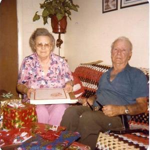 Mammo and Granddad